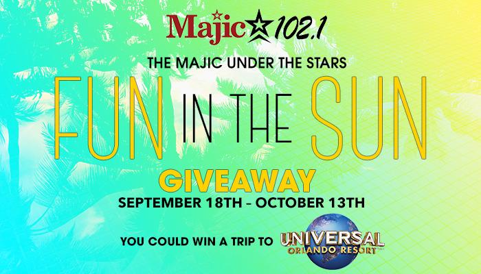 2017 Majic Under The Stars Fun In The Sun