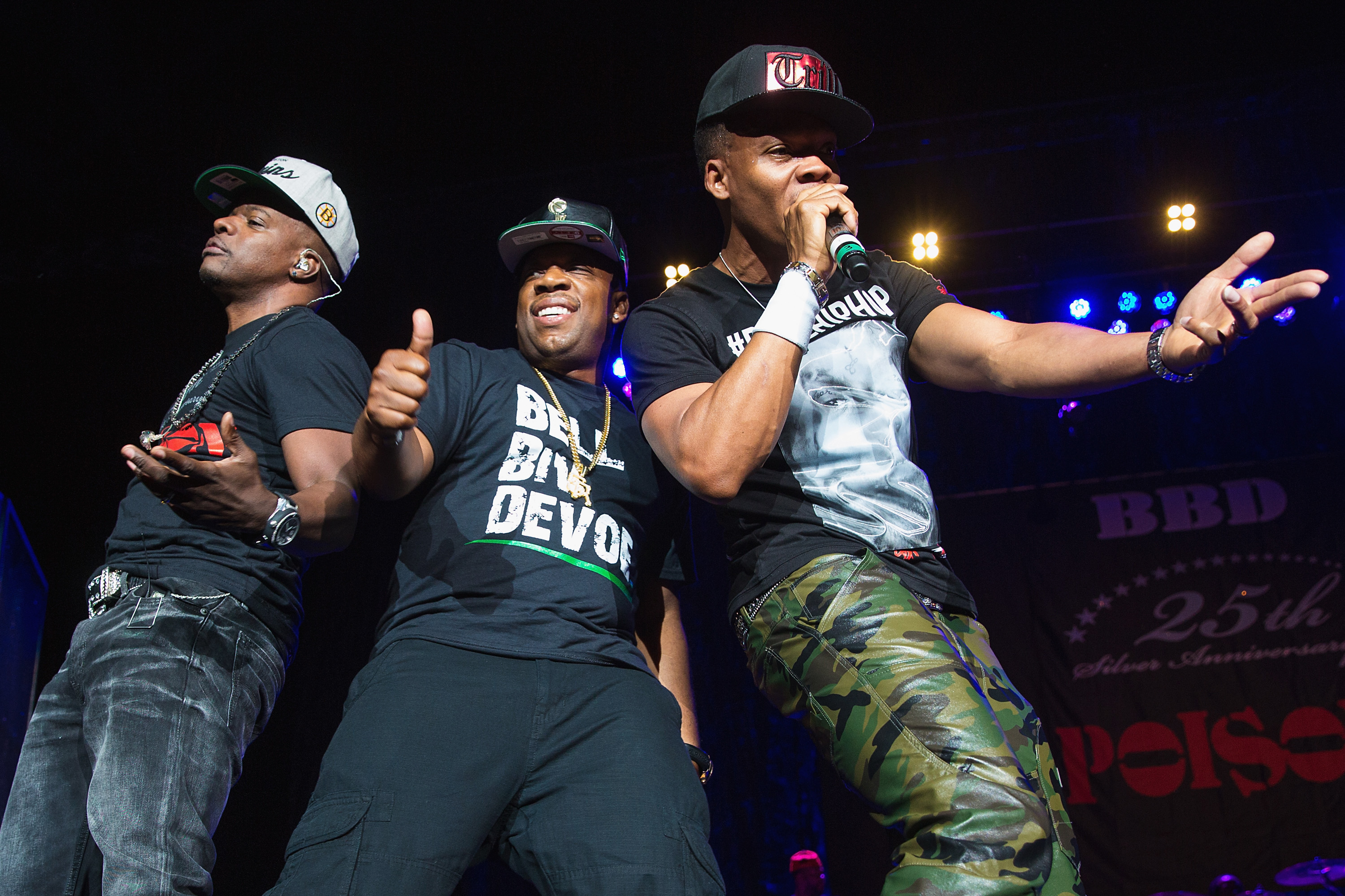 Bell biv devoe donates 20000 to hisd harvey relief fund majic hot 1037 house party kristyandbryce Images