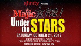 Majic Under the Stars