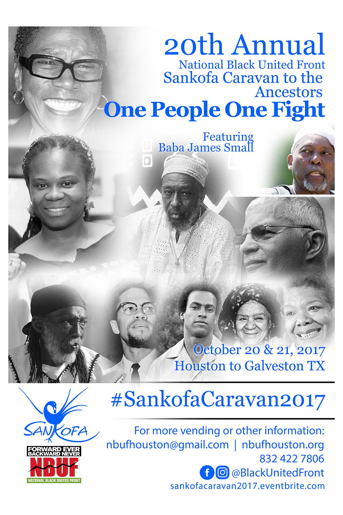 2017 NBUF Sankofa Caravan