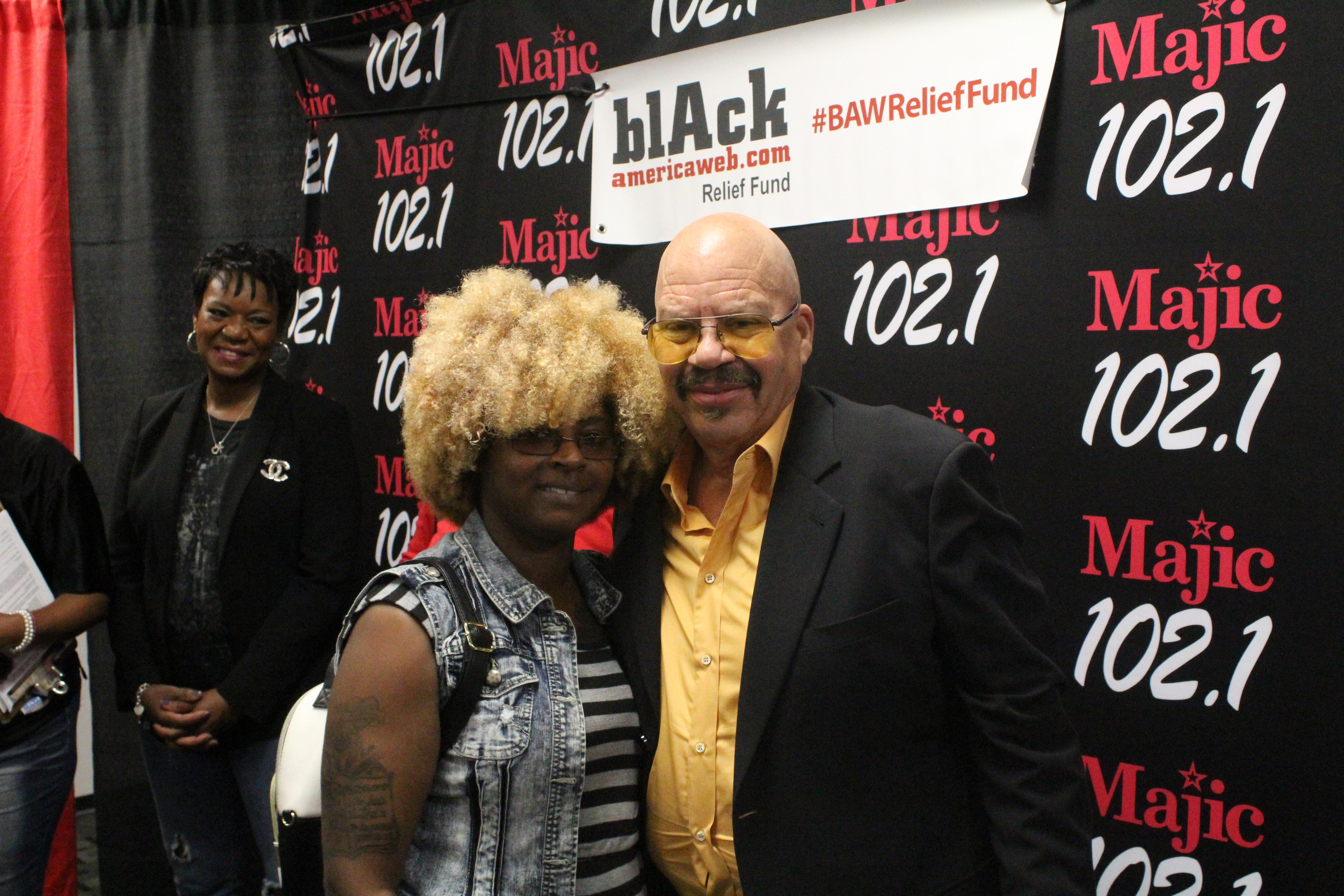 Black American Web Relief Fund 50K Giveaway Recap