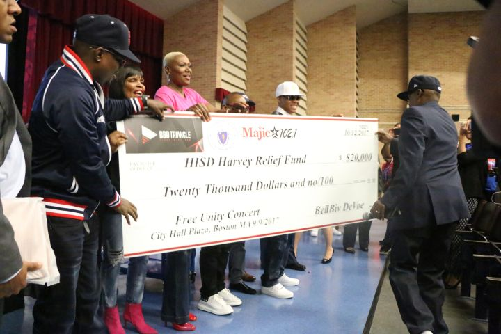 BBD 20K HISD Harvey Relief Fund