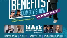 Tom Joyner Friends With Benefits Comedy Show