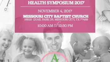 2017 AKA Health Symposium