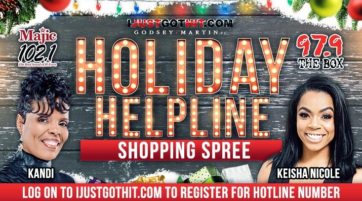 2017 IJGH Single Mom Shopping Spree