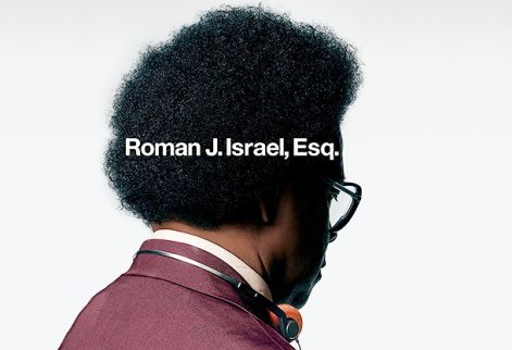 2017 Roman J. Israel, Esq. Movie