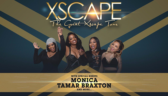 2017 Xscape: The Great Xscape Tour