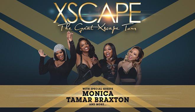 2017 Xscape: The Great Xscape Tour