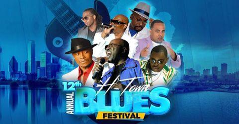 2018 H-Town Blues Festival