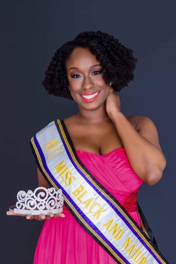 Black and Natural Pageant