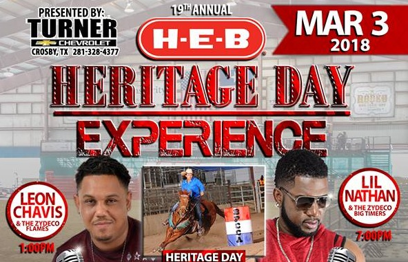 2018 BPCCA 19th Annual HEB Heritage Day
