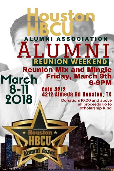 Houston HBCU Alumni Weekend