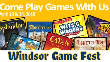 Windsor Game Fest