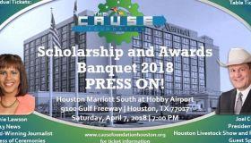 CAUSE Foundation Scholarship Banquet 2018