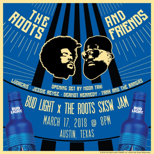 The Roots & Friends SXSW Jam