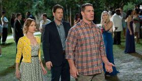 Leslie Mann, Ike Barinholtz and John Cena In 'Blockers'