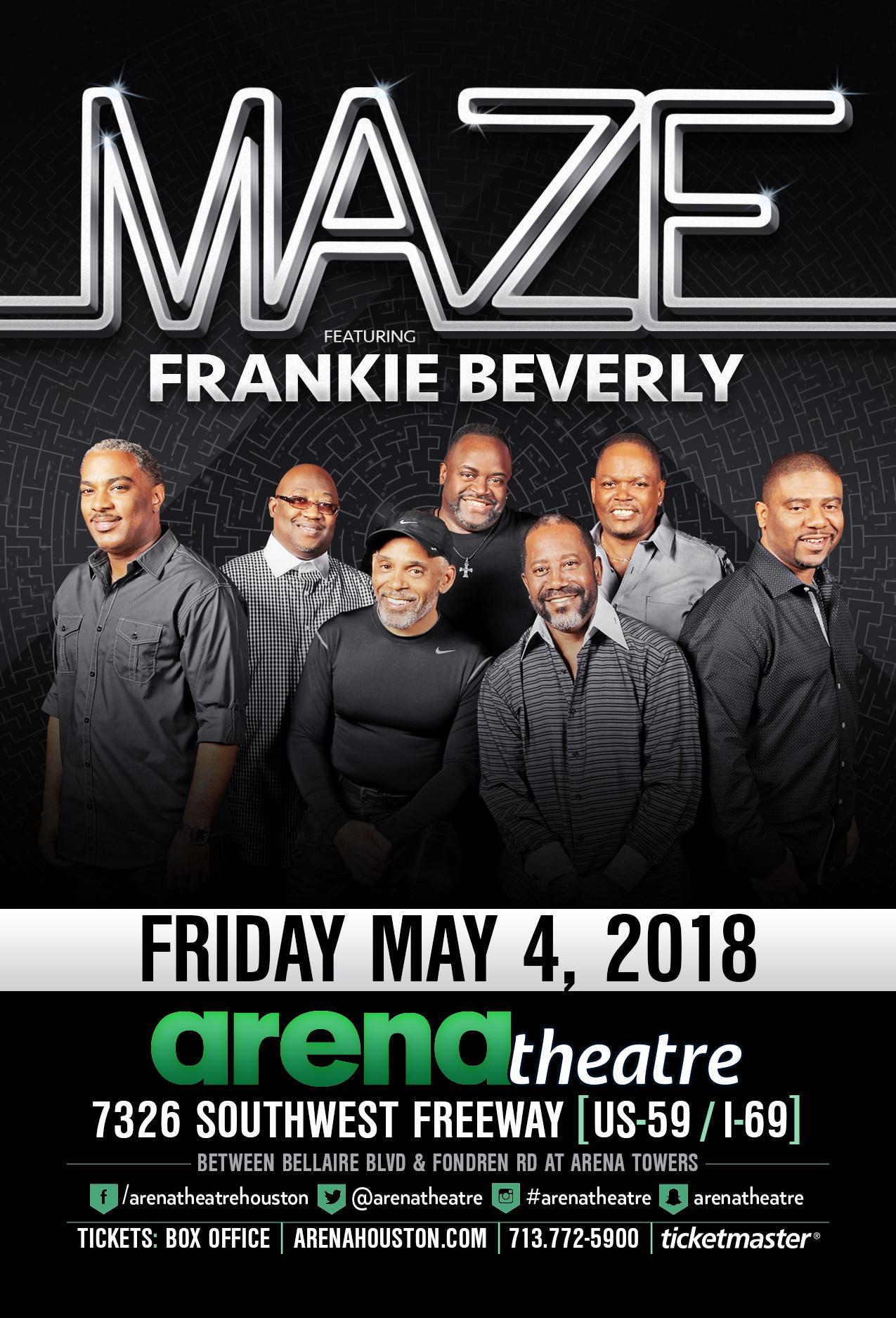 Majic 102.1 & Arena Theatre