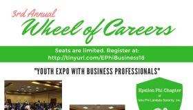 3rd Annual Wheel of Careers