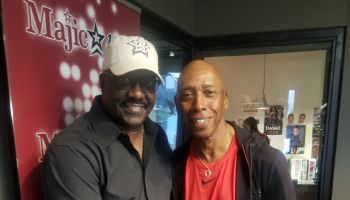 Jeffrey Osborne and Funky Larry Jones