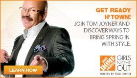 Home Depot - Tom Joyner & Majic 102.1