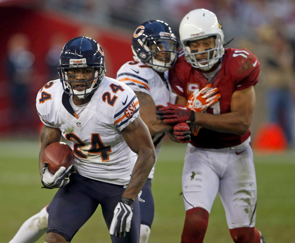 Cardinals at Bears