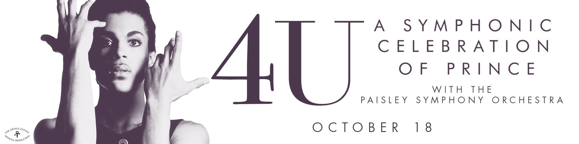 4U A Symphonic Celebration Of Prince