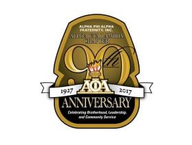 Alpha Eta Lambda Chapter APA 90th Anniversary