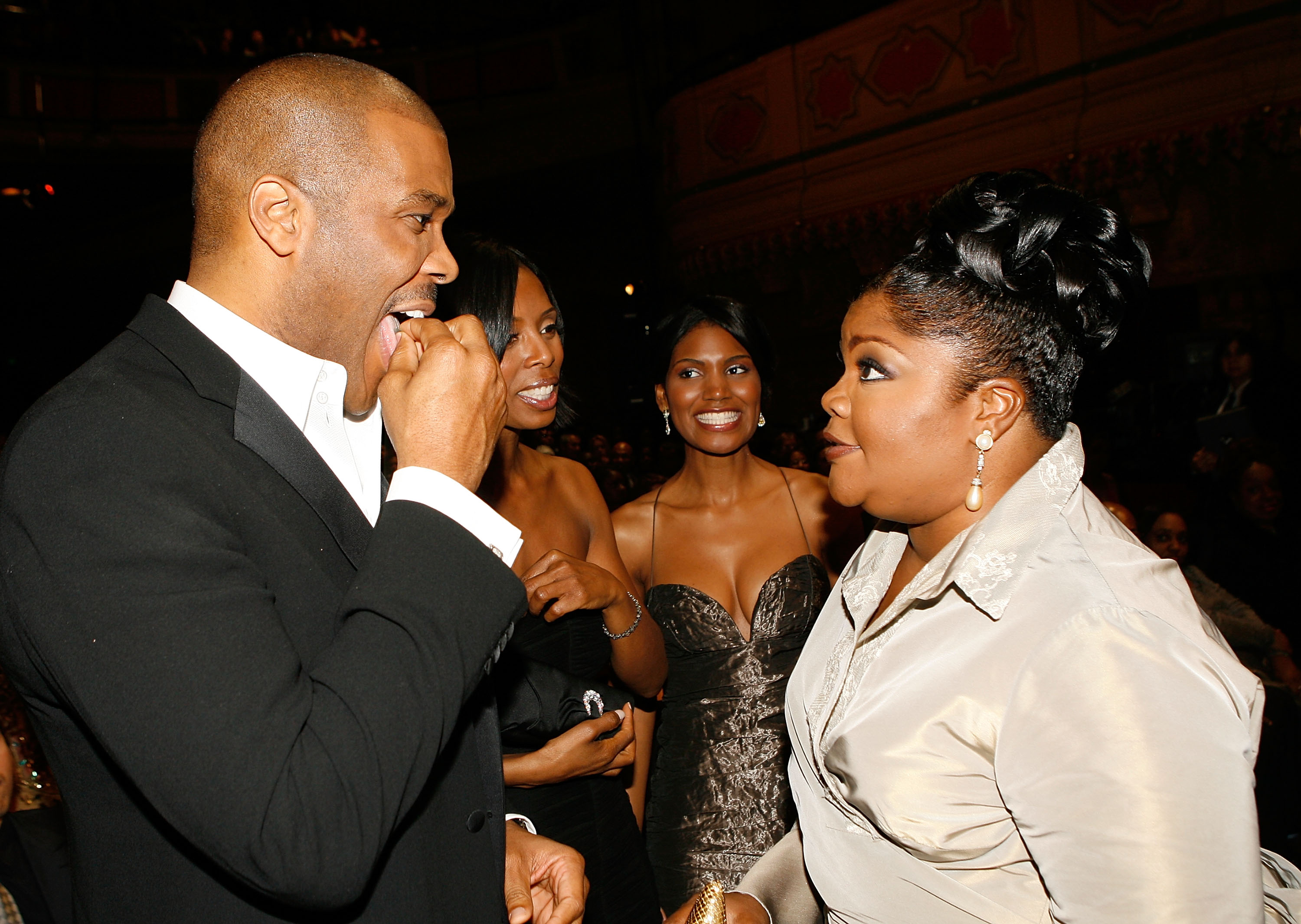 38th Annual NAACP Image Awards - Audience