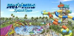 2018 Wet N Wild Splashtown