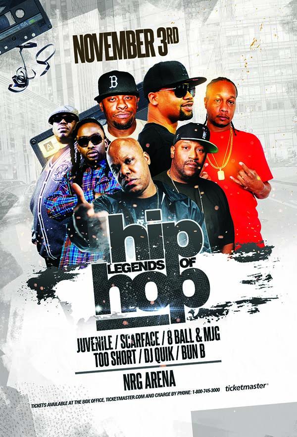2018 Legends of Southern Hip Hop