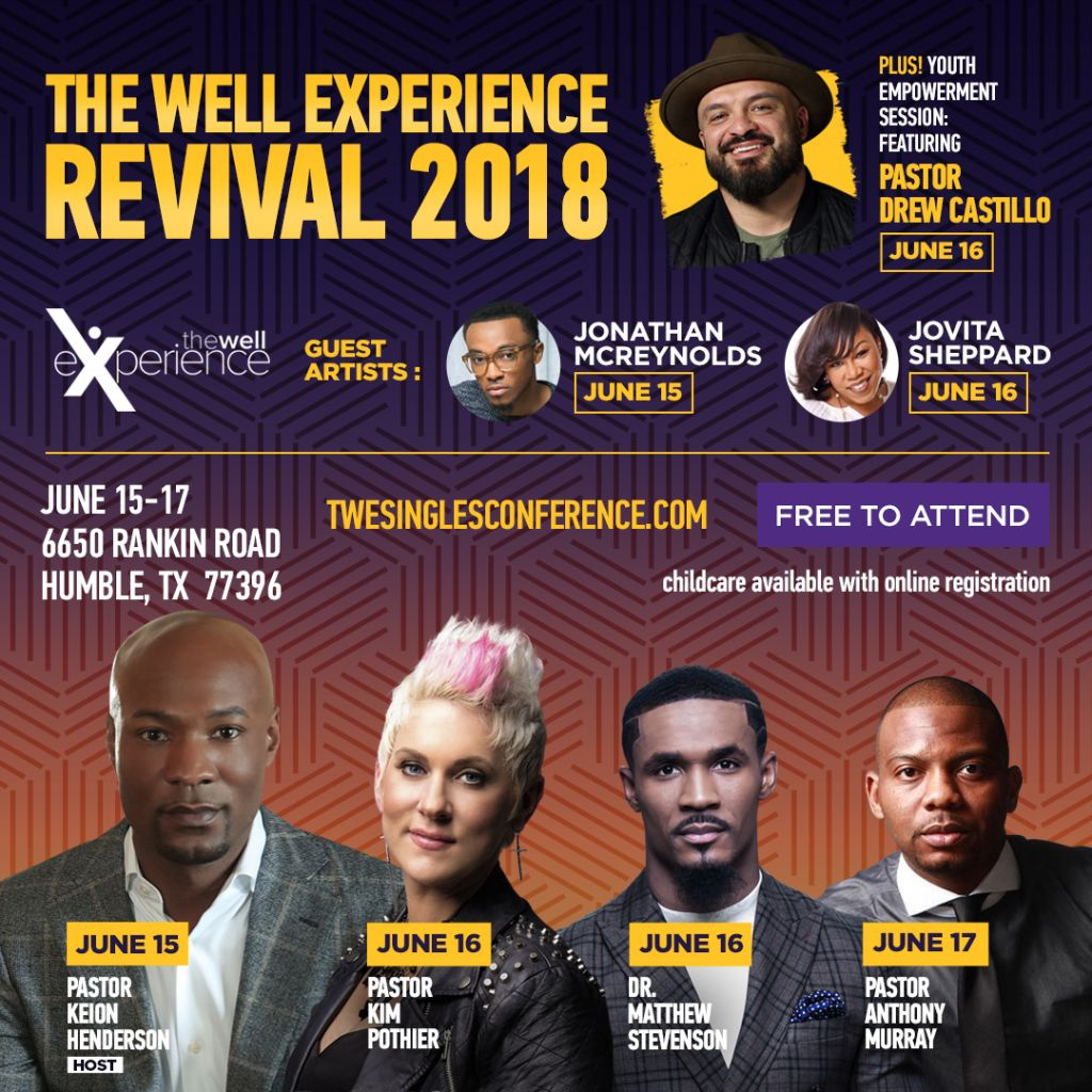 MyHoustonMajic.com & The Well Experience