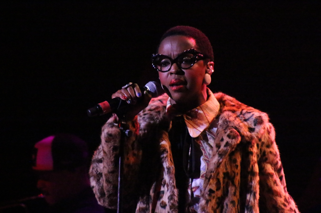 Lauryn Hill Forced To Cancel Houston 'Miseducation' Date Due To Illness