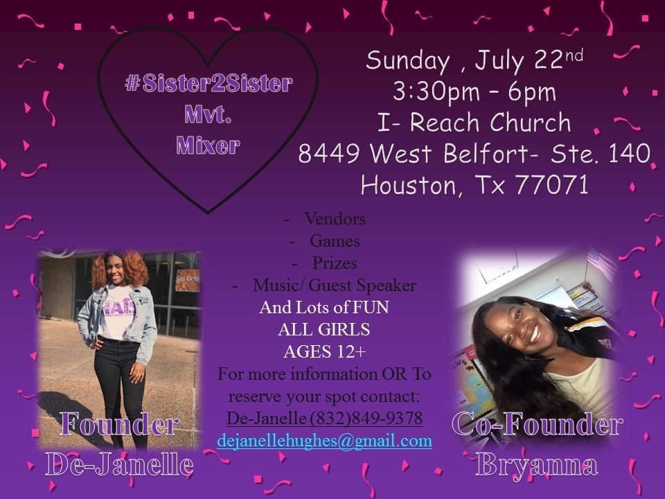 Sister 2 Sister Mvt Mixer