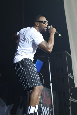Tank -- Majic Summer Block Party