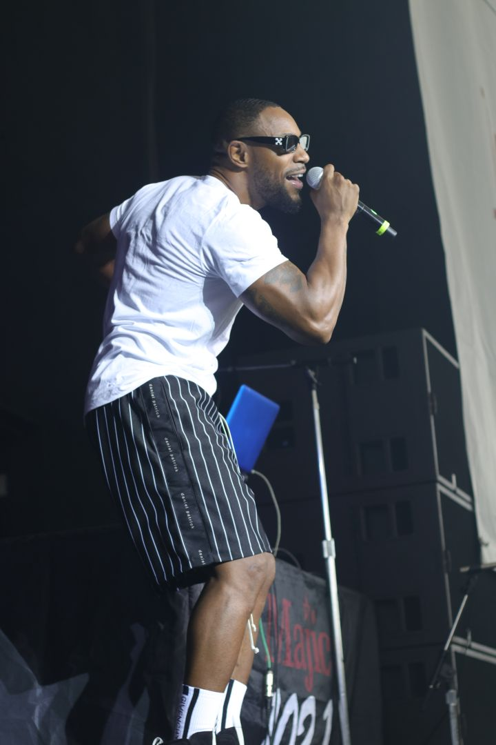 Tank — Majic Summer Block Party