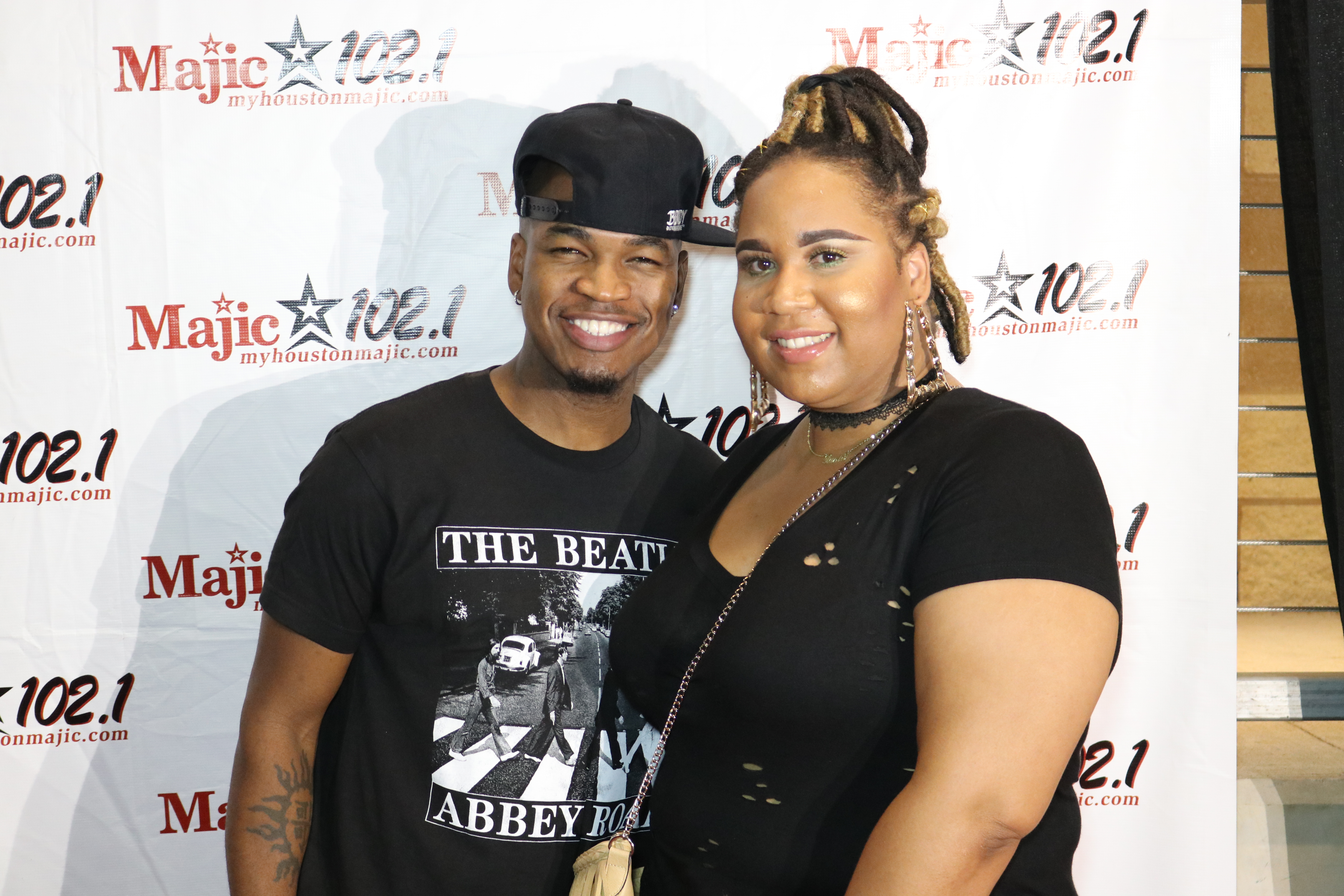Ne-Yo Meet & Greet