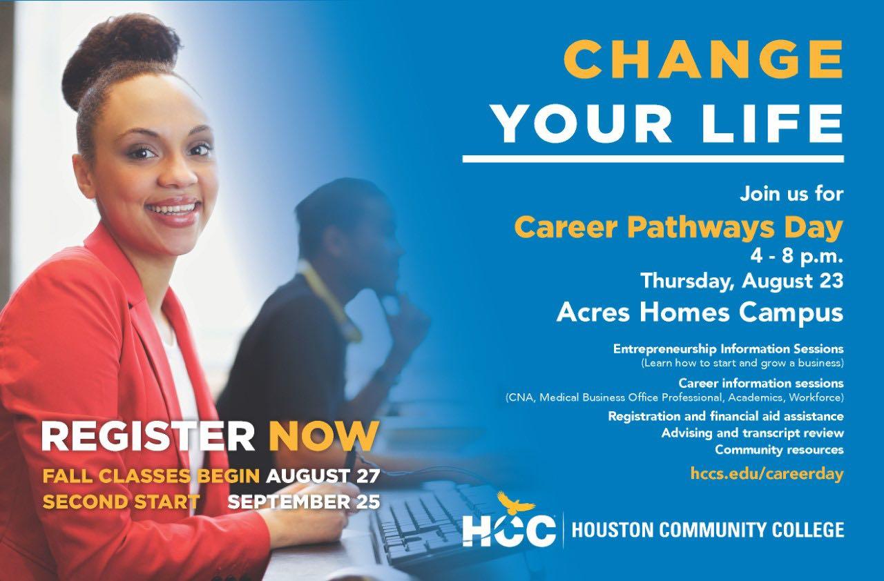 HCC Career Fair Day