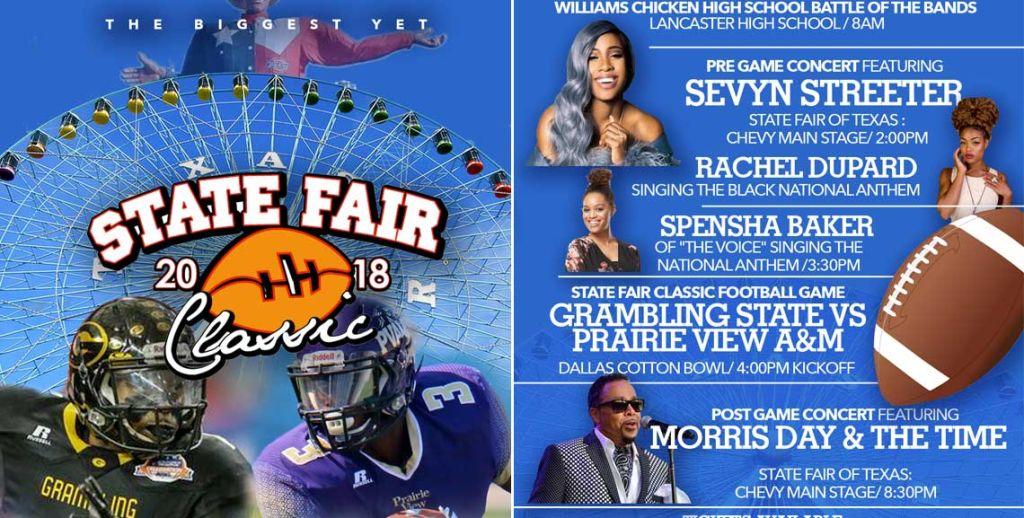 2018 State Fair Classic