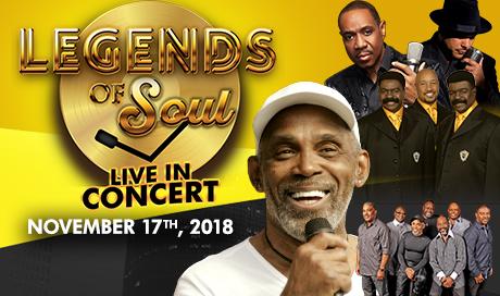 2018 Legends of Soul