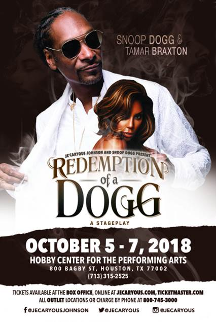 Redemption of A Dogg Press Flyer