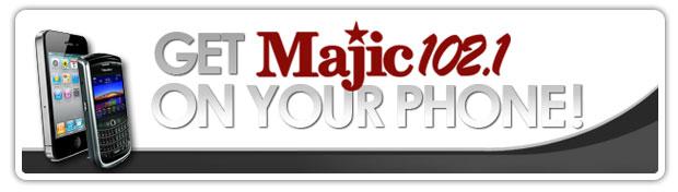 KMJQ Mobile App Banner
