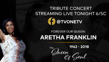 Aretha Franklin TV One