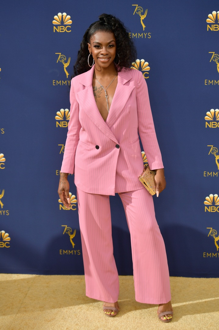 70th Emmy Awards – Arrivals