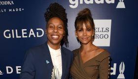 29th Annual GLAAD Media Awards Los Angeles - Backstage