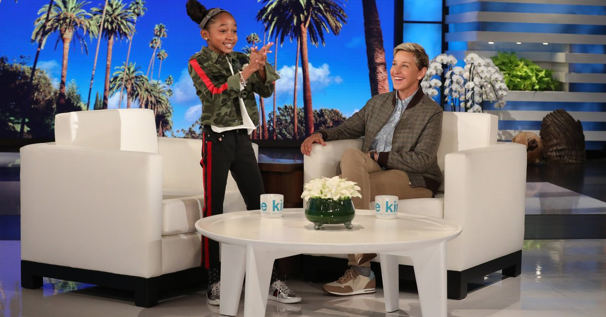 That Girl Lay Lay on Ellen