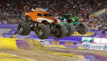 2018 Houston Monster Jam