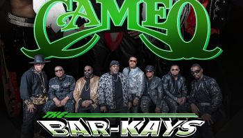 2018 Cameo & The Bar-Kays at Arena Theatre Houston