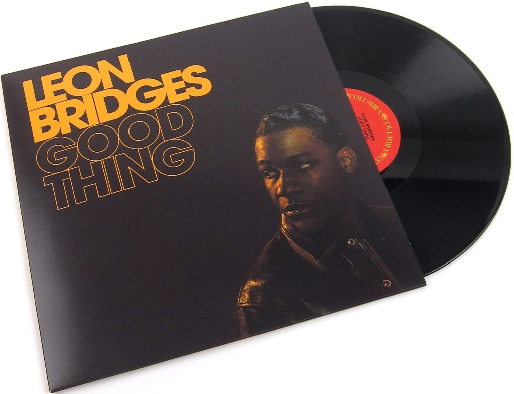2018 Leon Bridges Good Thing Tour