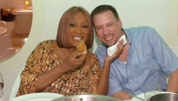 GRAMMY Winner Patti LaBelle Dishes Up Private Cooking Lesson
