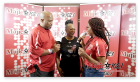 Regina Belle Interview - Majic Under The Stars 2018